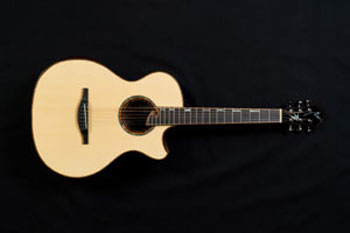 Everett guitar #616 - 6