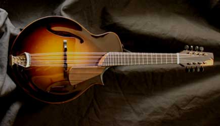handmade mandolin model e-5