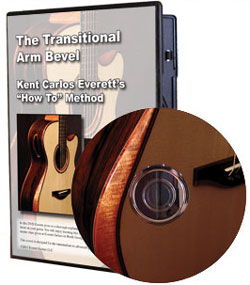 transitional arm bevel dvd
