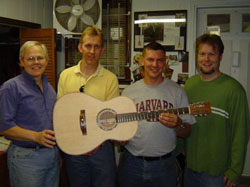 may 2004 guitar building class