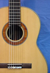 everett classical guitar