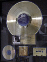 everett customer gold and platinum records