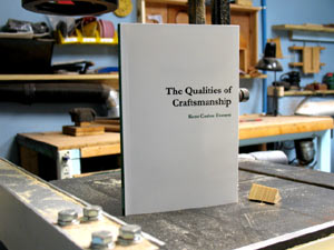 the qualities of craftsmanship